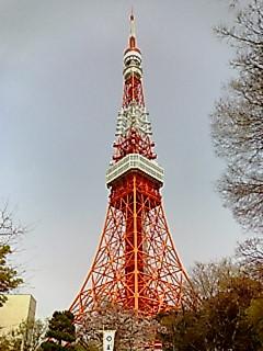 東京タワー(<br />  そのもの)